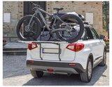Fietsendrager achterklep montage voor 2 fietsen - 30 kg draagvermogen_