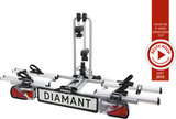 Fietsendrager Pro-User Diamant E-bike geschikt_