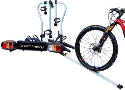 Oprijgoot Easy Ride fietsendrager