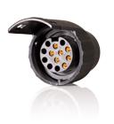 13-7 polige adapter (7-polig op auto)